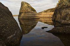 Las rocas que el agua marca, Barruecos