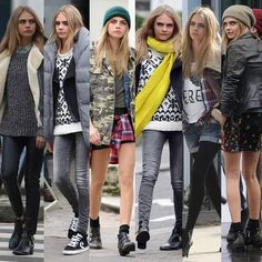 love all the looks ! cara D.
