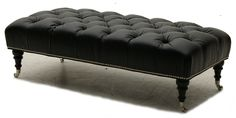 The Sable - Ottoman | Whittaker Designs Manufacturing
