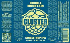 Double Mountain - Cluster Single-Hop IPA