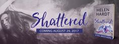 Cover Reveal / Giveaway - Shattered by Helen Hardt @HelenHardt   Shattered (Steel Brothers Saga #7)  by Helen Hardt  Release Date: 29th August  Genre: Contemporary Romance  Pre-order Shattered  Synopsis  Ryan Steel is known in Snow Creek as the handsomest Steel brother with the most jovial personality. Now that his busy grape harvest and winemaking season is over he's happy to spend time with his family and help his brothers Talon and Jonah celebrate their impending nuptials. The Steels are…