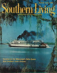 March 1966 | Vacation on the Mississippi's Delta Queen