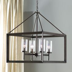 Found it at Joss & Main - Charlotte 4-Light Candle-Style Chandelier