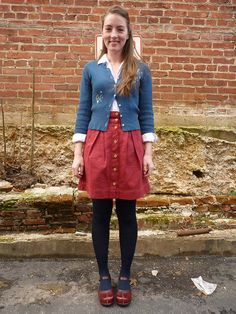 Perfect Teaching Outfit