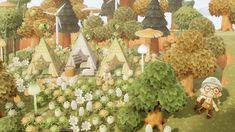 Animal Crossing Fan Art, Animal Crossing Guide, Cotton Candy Sky, Aesthetic Room Decor, Art Inspo, Daisy, Island, Secret Secret, Forest Fairy