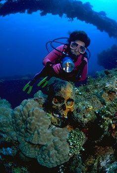 Truk Lagoon Diving, Truk Islands