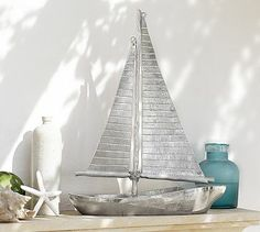 Outdoor Schooner #potterybarn