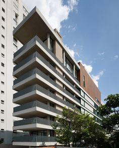 edificio panorama - Isay Weinfeld