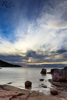Honeymoon Bay, Tasmania, Australia.