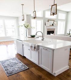Ellie and Jared Mecham - Open Concept - Kitchen