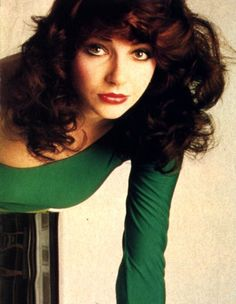 Kate Bush - we're always Running Up That Hill, baby.
