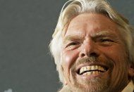 "Richard Branson to offer, ""Voyages to the centre of the Earth. "" #RichardBranson"