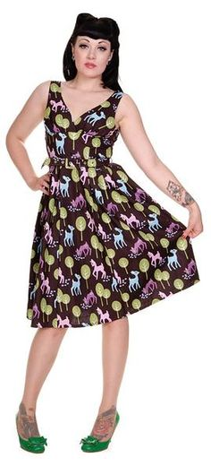 Retro Dress by Limb