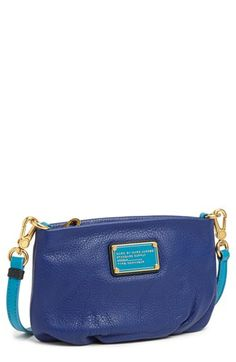 MARC BY MARC JACOBS 'Classic Q - Percy' Crossbody Bag available at #Nordstrom
