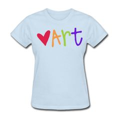 love art t-shirt                                                                                                                                                                                 More