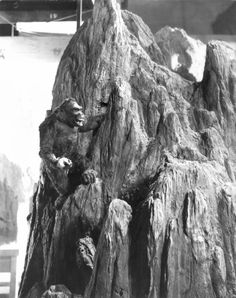 King Kong Abduction - King Kong | 24 Famous Miniature Movie Sets That Will Blow Your Mind