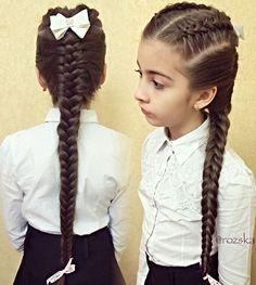#Косы, #косыдлядевочек, #hair, #hairstyleforgirls, #braidsforgirls #schoolhairstyle #плетениекос #прическившколу #КОСЫВШКОЛУ #lovebraids #французскаякоса #ПРИЧЕСКИИЗКОС #косыслентами #прическившколу#французскаякоса#ирокез#ashtonspotlight#lovebraids#braids#schoolhairstyle#girlshairstyles#braidsforgirls#braidposting#braidstyles#hair#hairstyle#hairstylesforgirls#fishbraid#плетемкосы#прическаизкос#прическидлядевочек#косывшколу#косыдлядевочек Lil Girl Hairstyles, Kids Braided Hairstyles, Pretty Hairstyles, Girl Hair Dos, Girls Braids, Toddler Hair, Love Hair, Hair Looks, Hair Makeup