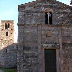 Chiesa di Sant'Jacopo in Lupeta ITERR-COST viaggio nel romanico: Pisa itinerario lungomonte