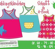 Ebook - Lieblingskleidchen Gr. 68 - 110