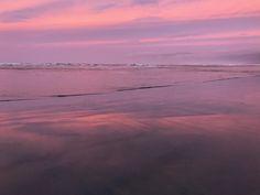 Westport New Zealand Sunset