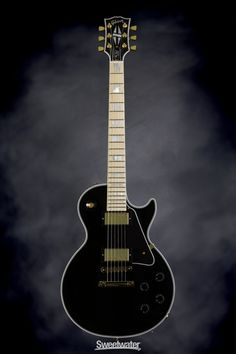 Gibson Custom Les Paul Custom (Maple Fret Board)