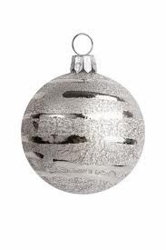 silver christmas ornaments - Google Search