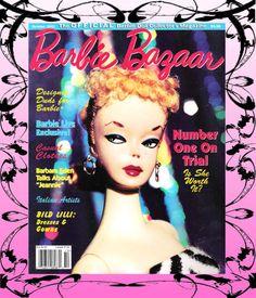 Barbie Bazaar October 2001