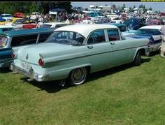1955 Ford #ClassicCars #CTins
