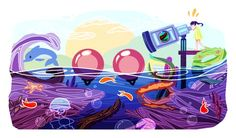 indy Tang's Sea Telescope wins Doodle 4 Google Canada contest Student wins with brightly coloured image of telescope able to peer into far depths of ocean CBC News Posted: Feb 24, 2014 6:12 PM ET Last Updated: Feb 25, 2014 10:29 PM ET