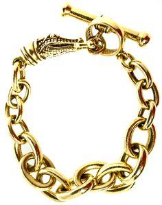 Barry Kieselstein Cord Bracelet @FollowShopHers
