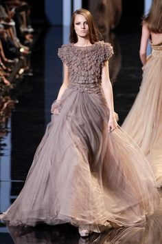 Elie Saab - Couture Fall, 2010