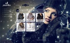 #fashion website #design ~ #webdesign