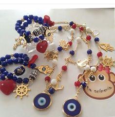 Bracelets y collar