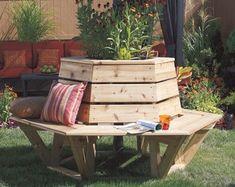 Garden Bench Plan/Pallet Bench Plan/Wood Bench Plan/Rustic | Etsy