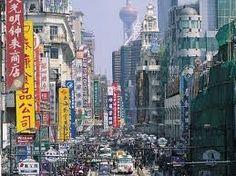 Centro de Xangai