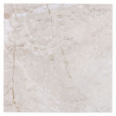 Torino Creme Porcelain Tile is 18in. x 18in. with a stone look finish.  Another pretty option!