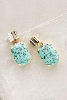 Elizabeth Cole Nahoon Earrings