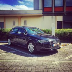 Ready for the week-end Waterloo Belgium, Audi A3, Photo And Video, Instagram