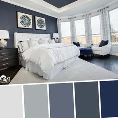 BEST 20 - Colours for bedrooms 2018.