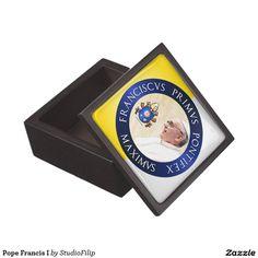 Pope Francis I Jewelry Box