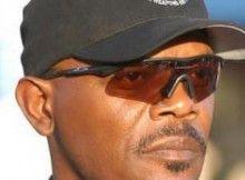 8b6c41a56c4 Samuel L. Jackson wears Oakley M Frame Hybrid sunglasses in the movie S.
