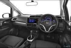 Honda Jazz Interior 14