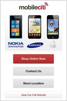 Mobileciti Mobile App
