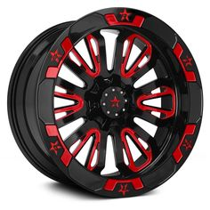RBP one-piece wheels are big and brawny enough for the biggest, baddest lifted pickup truck on or off the road. Rims For Cars, Rims And Tires, Wrangler Accessories, Jeep Accessories, Jeep Wrangler Rubicon, Jeep Wranglers, Jeep Rims, Jeep Seats, Red Jeep