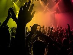 When is the last time you went to a concert? Time to let your cares go and have some fun!