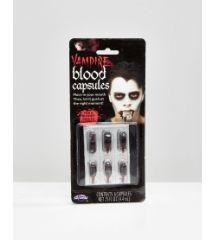 Gifts Halloween Blood Capsules - Multi