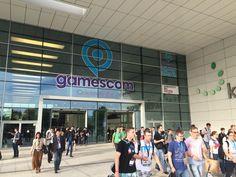 Danke für den geilen Tag! Bis nächstes Jahr! #gamescom #gamescom2015 #Koeln