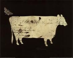 Wall art will add a unique touch to your decor with a silhouette of a farm animal. Silhouette has an antiqued look and stands out against a black background. Wall art is accented perfectly by a black frame. Cow Wall Art, Cow Art, Ephemeral Art, Room Size Rugs, Wedding Gift Registry, Bedding Shop, Diy Signs, Kitchen Art, Wood Crafts