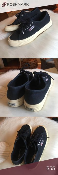 Superga sneakers These are like new! Mint condition! Superga Shoes Sneakers