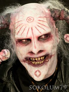 Albino+Devil+Collaboration+with+Face+Off's+Sarah+Elizabeth